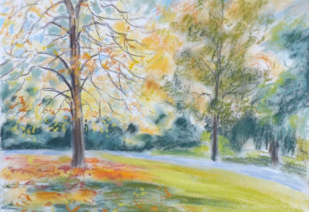 Hotham Park Autumn